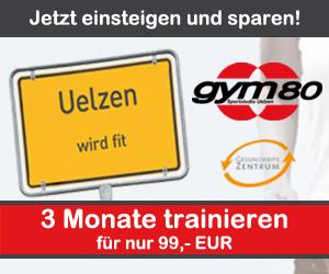 Gym 80 - Sportstudio Uelzen