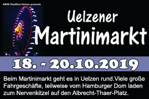 Martinimarkt Uelzen