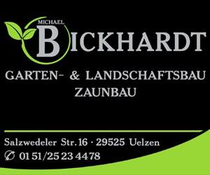 Bickhardt Garten-/ Landschaftsbau