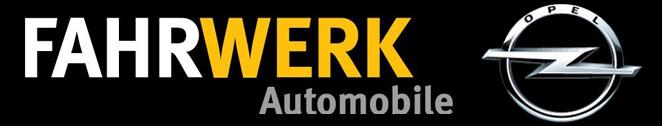 Fahrwerk Automobile Opel