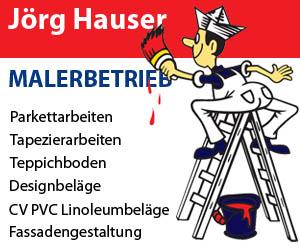 Jörg Hauser Malerbetrieb