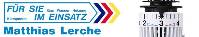 Lerche Installations- u. Heizungsbaumeister