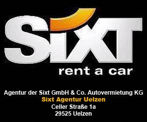 Sixt Agentur Uelzen